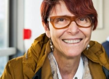 Photograph of Professor Donna Gabaccia.