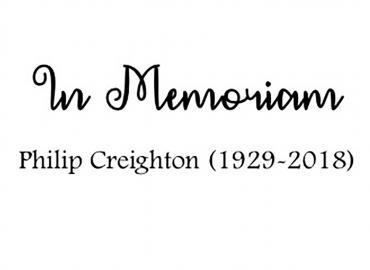 Philip Creighton (1929-2018)