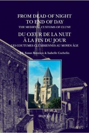 Book cover of From Dead of Night to End of Day: The Medieval Customs of Cluny