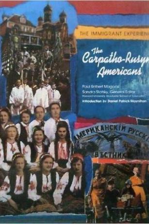 The-Carpatho-Rusyn-Americans-Paul-Robert-Magocsi