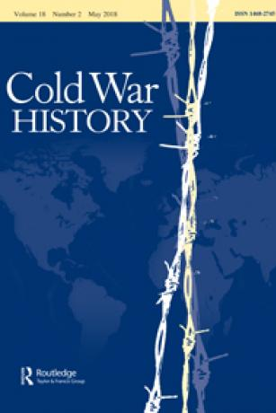 Image of the Cold War History Journal