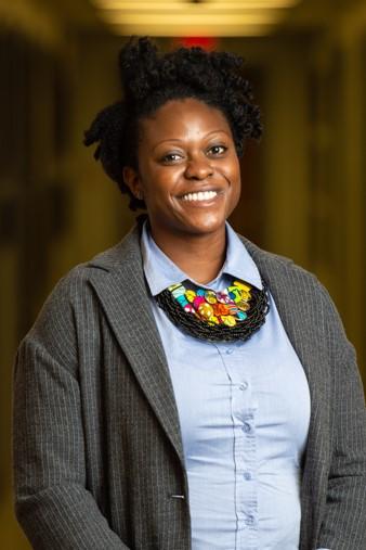Image of Professor Funké Aladejebi