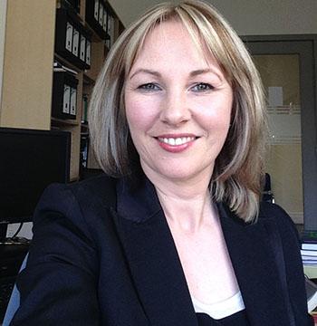 Professor Judith Harford